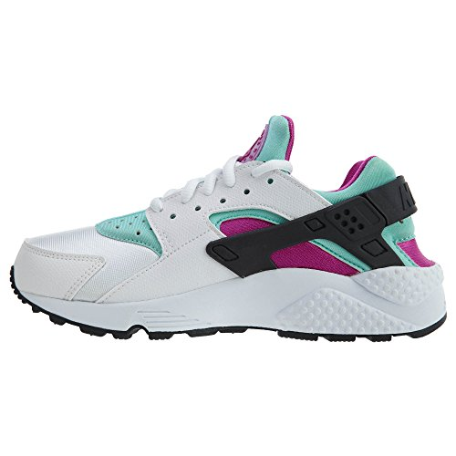Nike Women's Air Huarache Run White / Artisan Teal-Fuchsia Glow wide range of hvbnHt