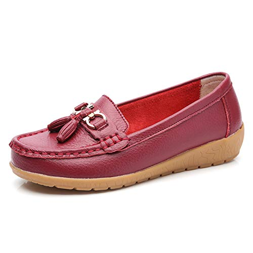 shoes shoes soft pregnant Casual ladies with comfortable women bottom shoes FLYRCX shallow work slip flat fashion shoes mouth I non FZaYq