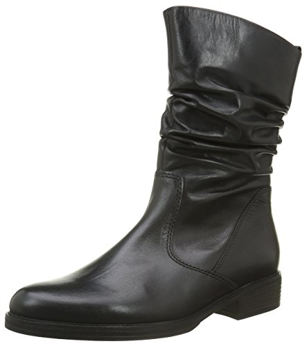 Gabor Shoes 52.792 Stivali Mezza Gonna Donna Nero (nero) 57