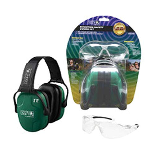 New Howard Leight Shooting Safety Combo Kit Earmuff and Eyew