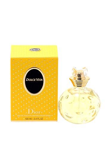 Dolce Vita Ladies By Christian Dior - Edt Spray 3.4 Oz