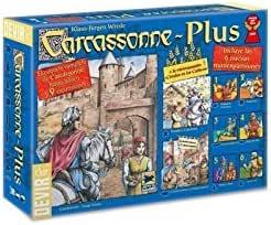 CARCASSONNE *** PLUS ***: Amazon.es: Juguetes y juegos