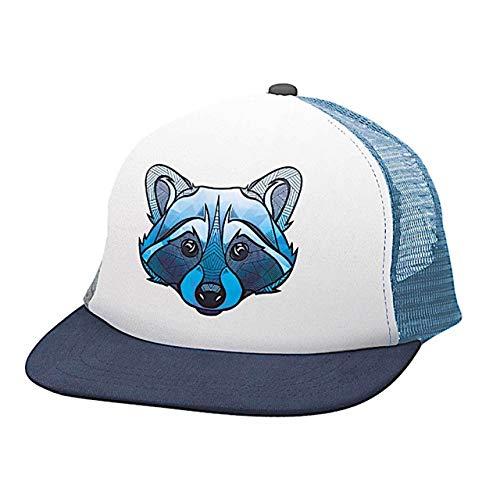 Ambler Faces Toddler Trucker Hat (Raccoon) ()