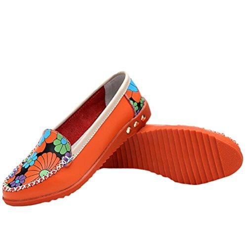 Orange Orange donna MatchLife Style4 Ballerine MatchLife Ballerine donna Ballerine donna MatchLife Style4 Orange Style4 qwXWISAp