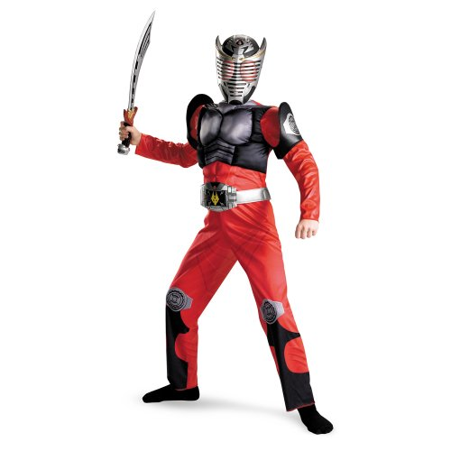 Dragon Knight Classic Muscle Costume, Child M(7-8) (2)
