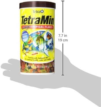 Tetra tetramin tropical large flakes 10