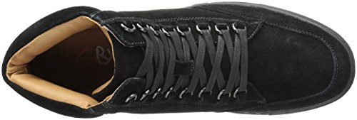 Gbx Mens Slack Fashion Sneaker Nero