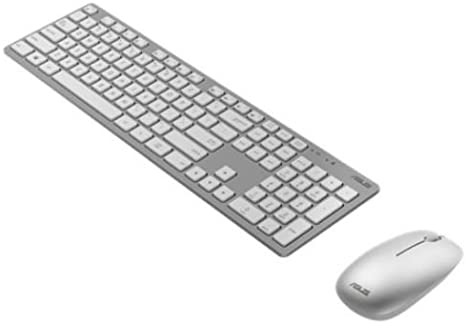 Asus W5000 Wireless Keyboard and Mouse Desktop Kit ...