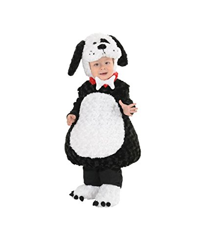 Black Toddler Puppy Costume for Babies (Puppy Costume Toddler)