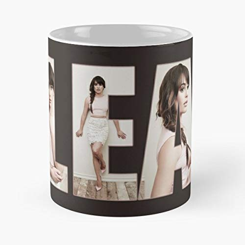 Lea Michele Louder Rachel Berry Finchel - Ceramic Novelty Mugs 11 Oz, Funny Gift