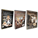 Nashville dvd season 1-3, one, two and three