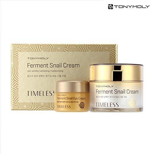 [TONYMOLY] Ferment Snail Skin Care (6. Cream 50ml) by TONYMOLY