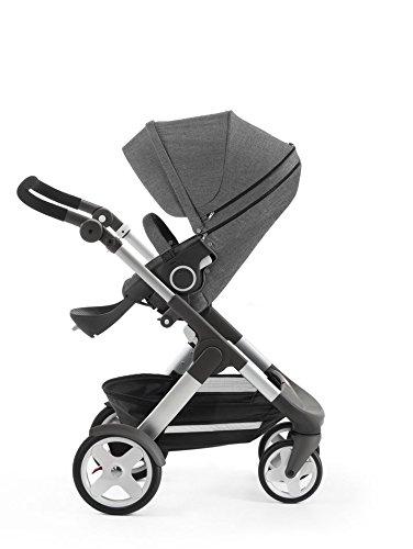 Infant Stokke Trailz Classic Stroller, Size One Size - Black