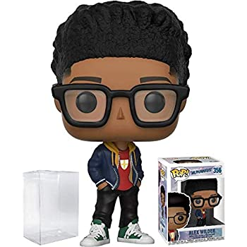 Funko Pop! Marvel: Runaways - Alex Wilder Vinyl Figure (Bundled with Pop Box Protector Case)