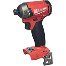 "MILWAUKEE ELEC TOOL 2760-20 M18 Fuel Hex Hydraulic Driver, 1/4"""