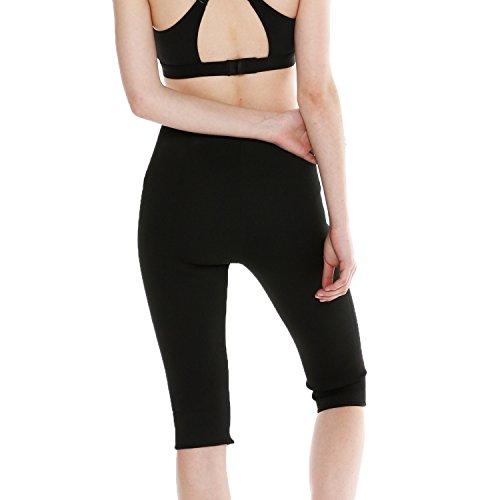130b6720c7b26 AGROSTE Women s Neoprene Sauna Slimming Pants-Fat Burning Hot Thermo Sweat  Sauna Capris Leggings Shapers