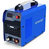 SUNGOLDPOWER 50A Air Plasma Cutter Inverter DC Digital Display IGBT Portable With Accessories Welding Machine Inverter