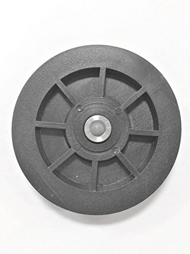 Lifetime Pulley Nylon Sheave with .3125 Inch ID Stainless Steel Bushing (2.5 Inch Outside Diameter) (Nylon Sheave)