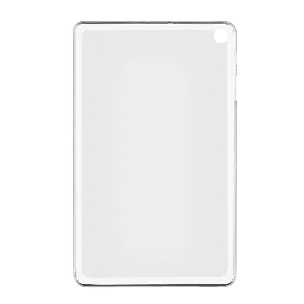 Fulltime Silicone TPU Gel housse de Protection soupl pour Samsung Galaxy Tab S5e 10.5 T720 T725 Bo/îtier antichoc