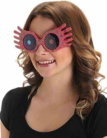 elope Harry Potter Luna Lovegood Spectrespecs Costume Glasses