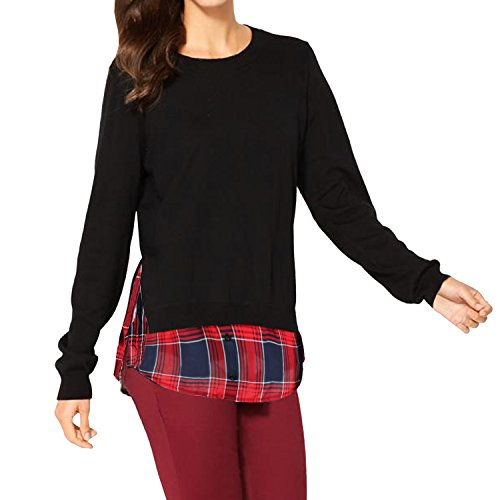 SUNNOW Women Loose Pullover Sweater product image
