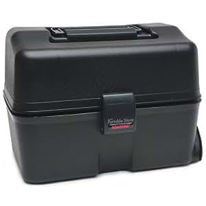 RoadPro 12-Volt Portable Stove, Black