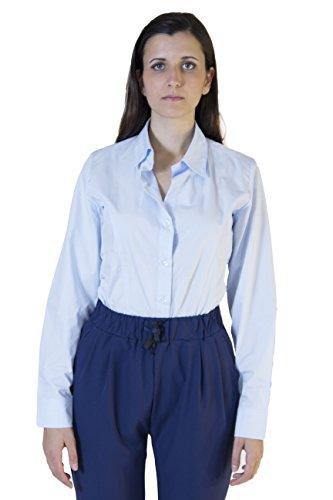 Fashion Mujer Camiseta Azul Visioli Claro Morgan 1pX1TqnYwx