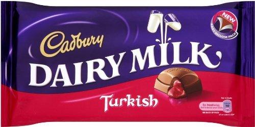 Cadburys Turkish Delight 230g Pack