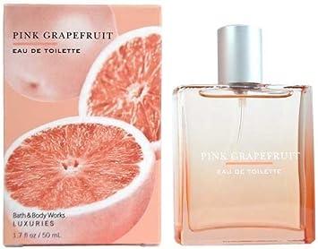 Bath Body Works Luxuries Pink Grapefruit Eau de Toilette 1.7 oz