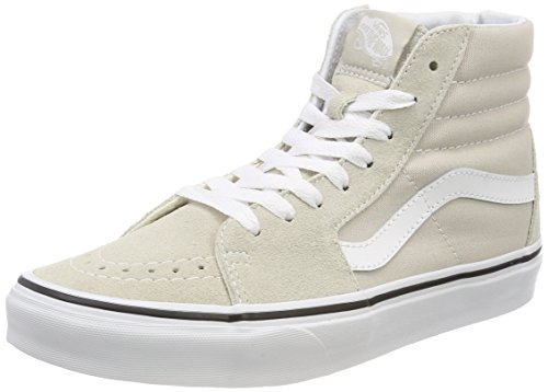 Altas Beige Adulto Silver Unisex hi Qa3 White True Zapatillas Vans Lining Sk8 qpW7ZWt