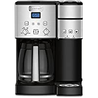 Cuisinart SS-15 12-Cup Coffee Maker and Single-Serve...