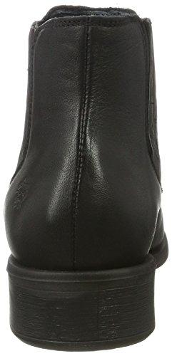 Boots Sting Cognac of Black Women's 1 Chelsea Apple Eden Black wHx1nqxX