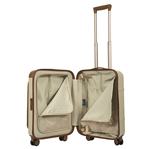 Bellagio 2.0 Ultra Light 21 Inch Carry On Business Spinner Trunk with Pocket by Bric's (Image #6)