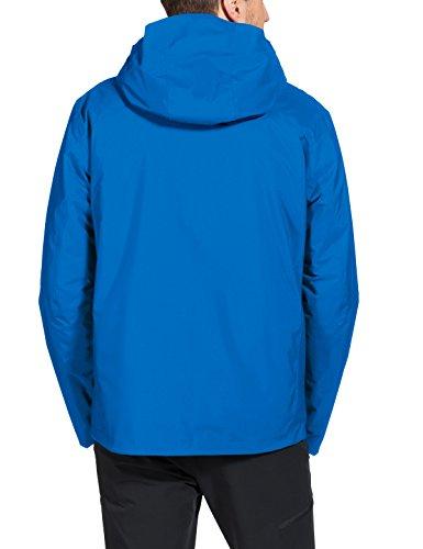 Radiate Vaude Uomo Jacket Giacca Blue Carbisdale qBrSBxI