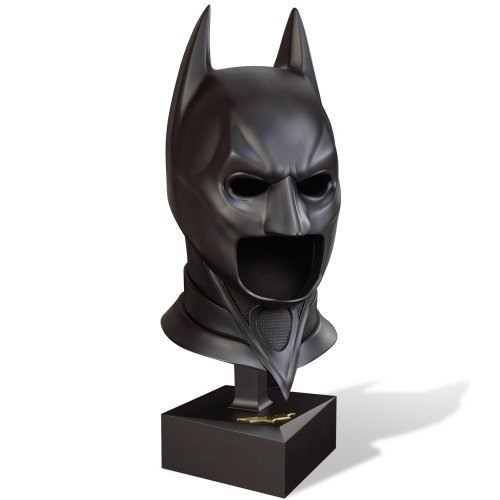 The Noble Collection Batman Dark Knight Special Edition 1:1 Cowl Replica