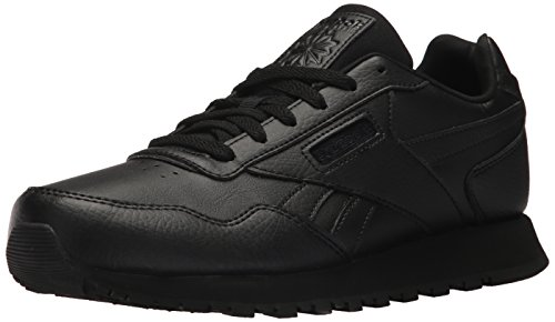 Reebok Unisex-Kids CL Harman Run S Sneaker, Us-Black/Black, 6 Child US Little Kid (Kids Reebok For Shoes)