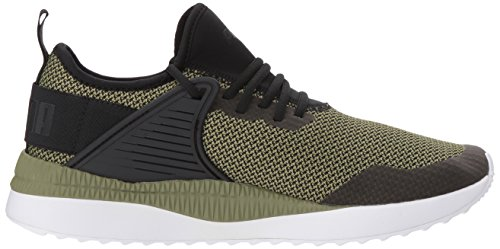Puma Mens Pacer Nästa Bur Gk Sneaker Puma Black-capulet Oliv