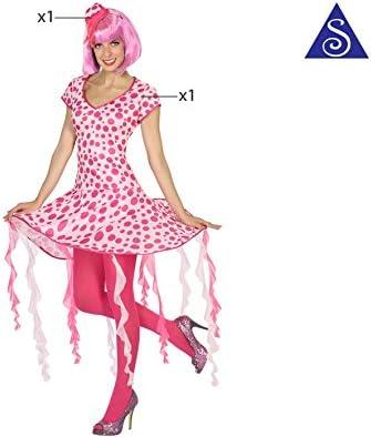 Atosa-18241 Disfraz Medusa, Color Rosa, M-L (18241): Amazon.es ...