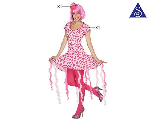 Atosa 18242 - Medusa, para Mujer Disfraz, tamaño XL, 42/44: Amazon ...
