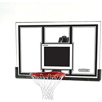 Lifetime 71526 Backboard and Rim Competition Combo