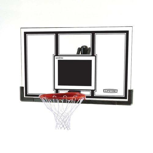 Lifetime Rim (Lifetime 71526 Backboard and Rim Competition Combo)