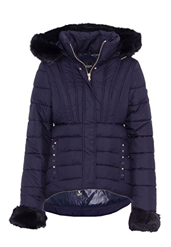 Donna Guess Dpid Blu Cappotto Doris aaZxBE