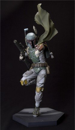 Star Wars BOUNTY HUNTERS BOBA FETT ARTFX (Star Wars Kotobukiya Bounty Hunter)