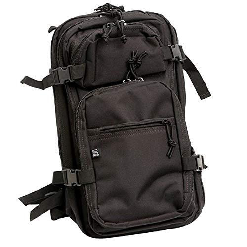 Glock Perfection OEM Multi Purpose Backpack Daypack, Black ()