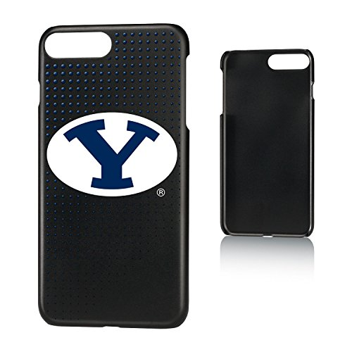 Keyscaper KSLM7X-0BYU-DOTS01 Brigham Young Cougars iPhone 8 Plus / 7 Plus / 6 Plus Slim Case with BYU Dots ()