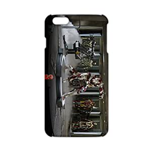 iron man 3 hd 3D Phone Case for iphone 6 plus