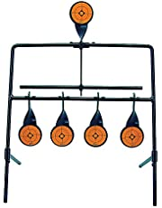Caldwell Resetting Targets with Portable Design and Shooting Spots for Outdoor, Range, Shooting and Hunting