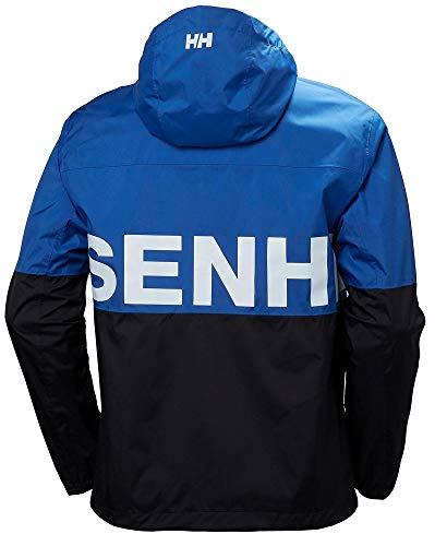 Foncé Amaze Hommes Hansen Helly bleu Jacket Bleu 563 Manteau Pour 8BcwS