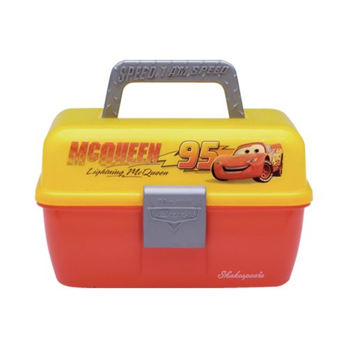 Shakespeare Cars Tackle Box, Outdoor Stuffs