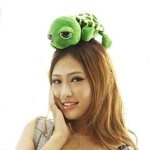 20cm Stuffed Turtle Soft Plush Animal Cute Big Eyes Turtle Plush Toy Dolls Creative Birthday Gift for Kids Adults